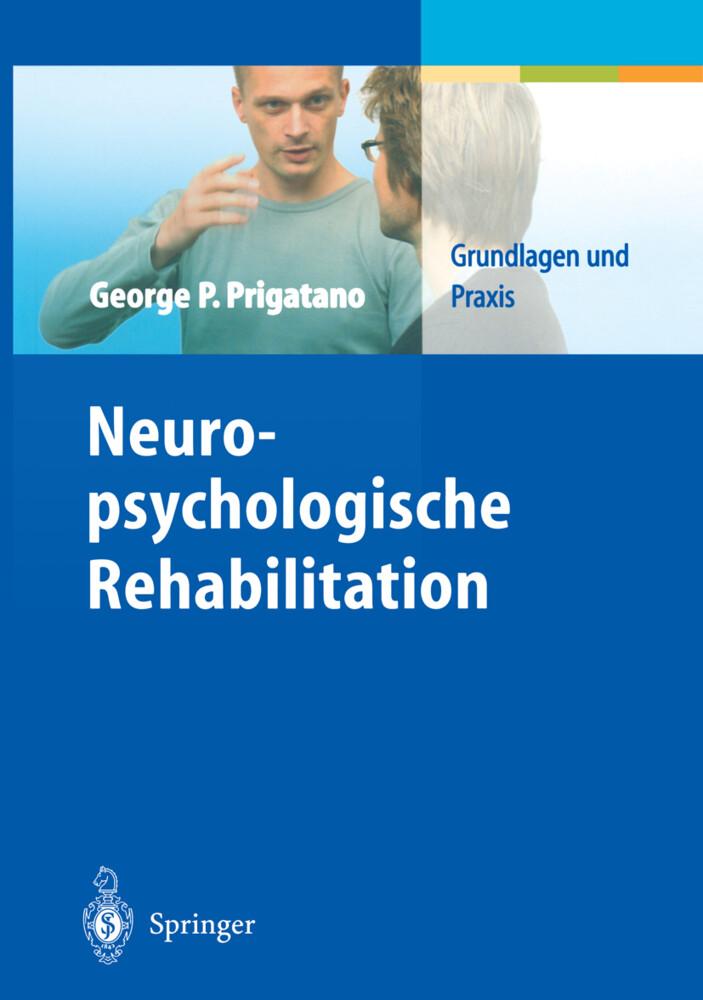 Neuropsychologische Rehabilitation als Buch