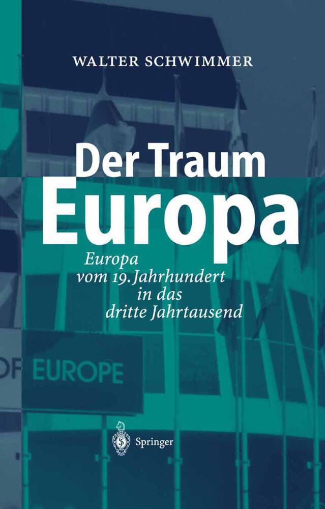 Der Traum Europa als Buch