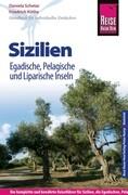 Reise Know-How Sizilien, Egadische, Pelagische und Liparische Inseln