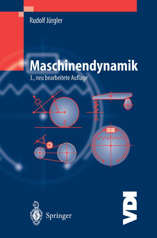 Maschinendynamik als Buch