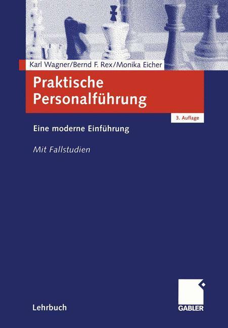 Praktische Personalführung als Buch