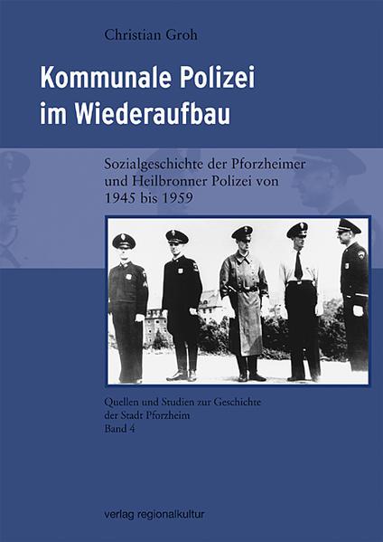 Kommunale Polizei im Wiederaufbau als Buch