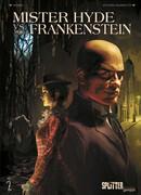 Mister Hyde vs. Frankenstein