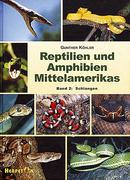 Reptilien und Amphibien Mittelamerikas. (Bd. 2)