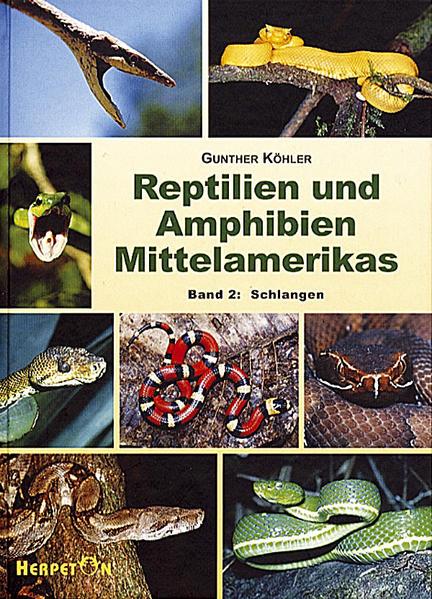 Reptilien und Amphibien Mittelamerikas. (Bd. 2) als Buch