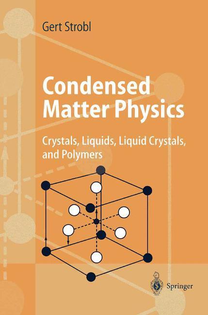 Condensed Matter Physics als Buch