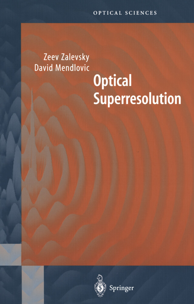 Optical Superresolution als Buch