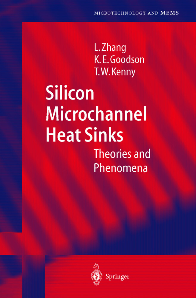 Silicon Microchannel Heat Sinks als Buch
