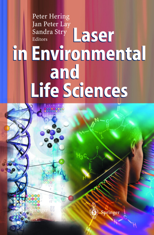 Laser in Environmental and Life Sciences als Buch