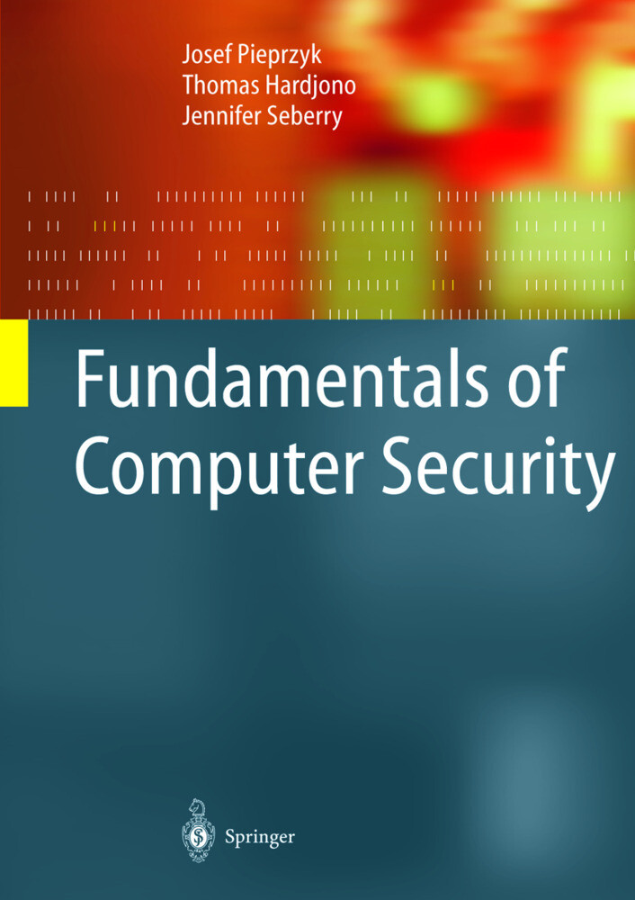 Fundamentals of Computer Security als Buch