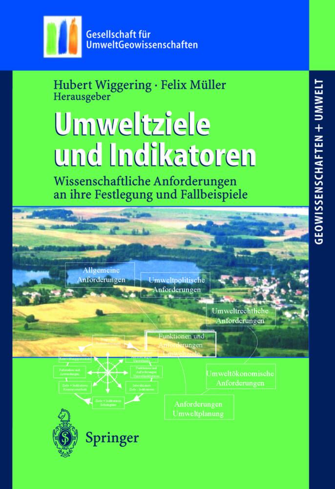 Umweltziele und Indikatoren als Buch
