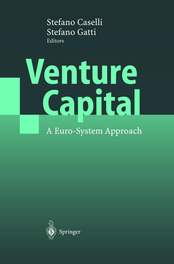 Venture Capital als Buch