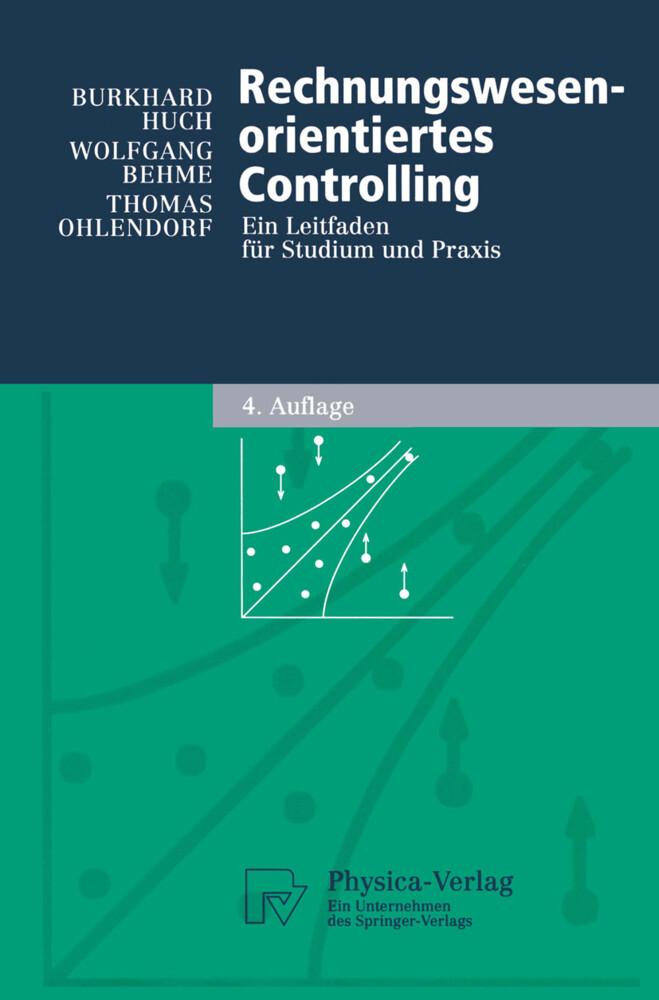 Rechnungswesen-orientiertes Controlling als Buch