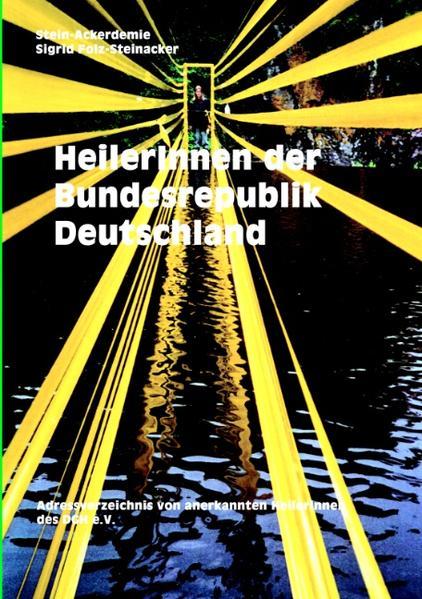 HeilerInnen der Bundesrepublik Deutschland als Buch