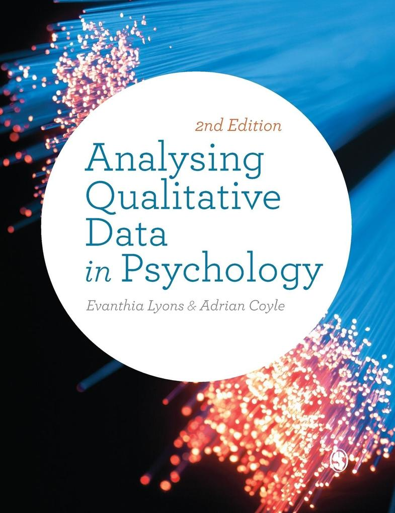 Analysing Qualitative Data in Psychology als Bu...