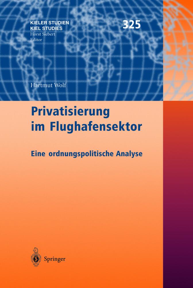 Privatisierung im Flughafensektor als Buch