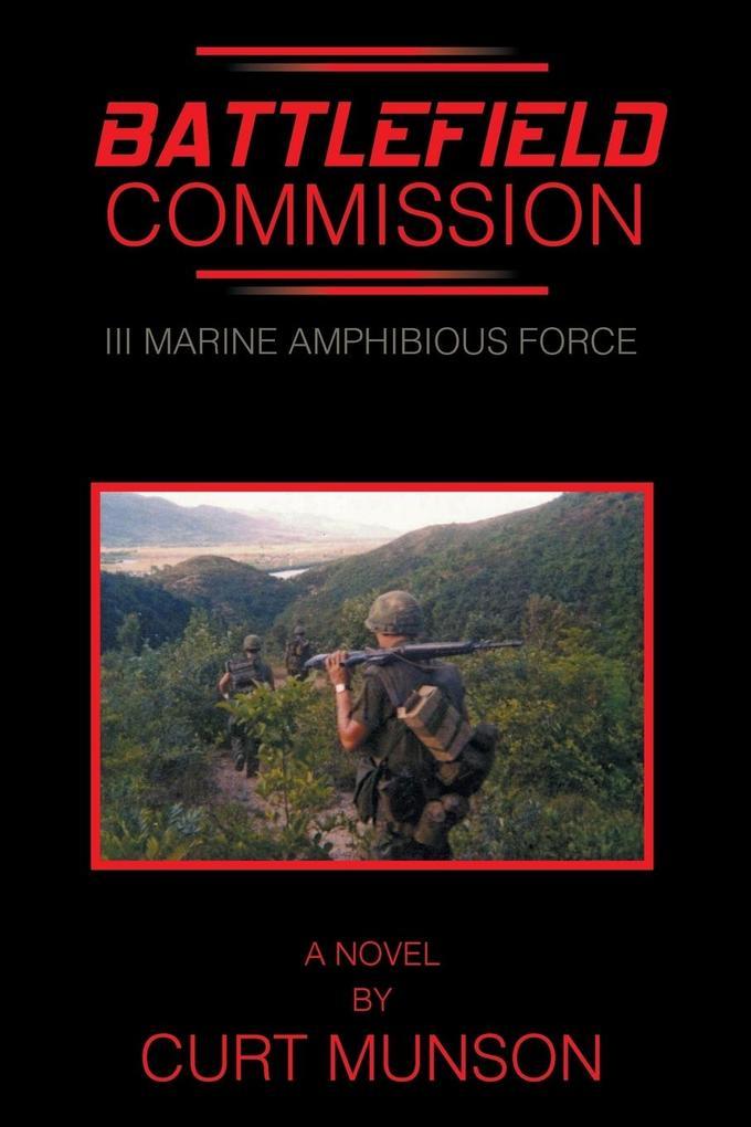 Battlefield Commission als Taschenbuch von Curt...