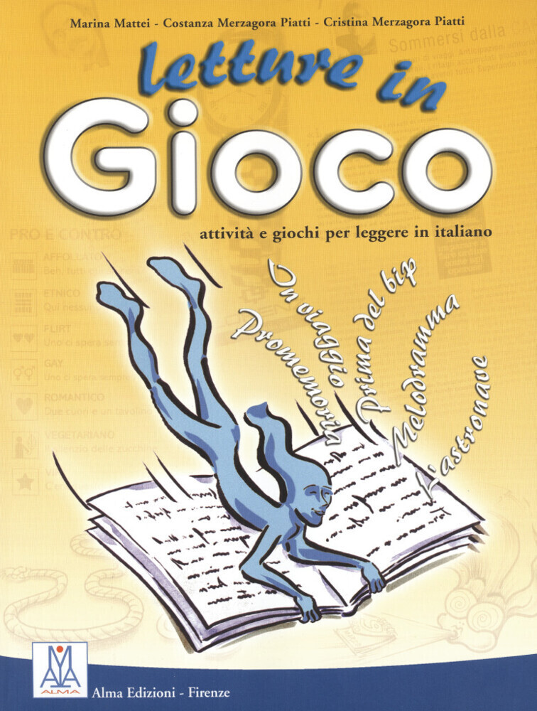 Lettue in Gioco als Buch