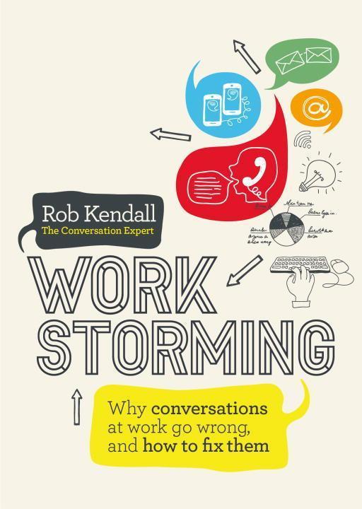 Workstorming als Taschenbuch von Rob Kendall