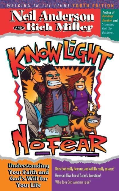 Know Light, No Fear als Taschenbuch