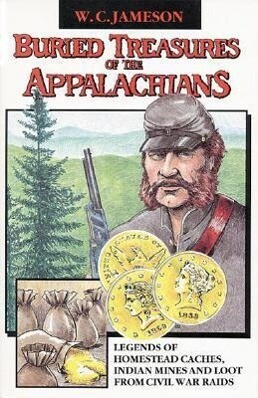 Buried Treasures of the Appalachians als Taschenbuch