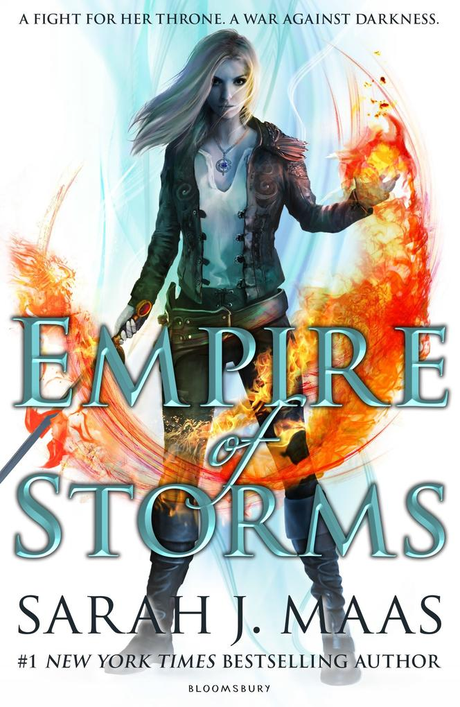 Throne of Glass 05. Empire of Storms (Taschenbuch), Sarah J. Maas