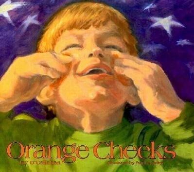 Orange Cheeks als Buch