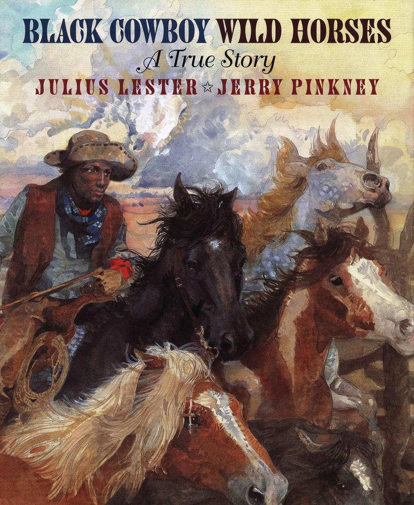 Black Cowboy, Wild Horses als Buch