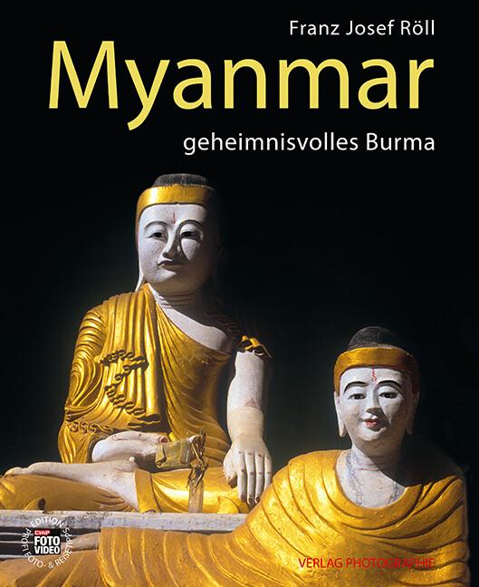 Myanmar - als Buch von Franz-Josef Röll