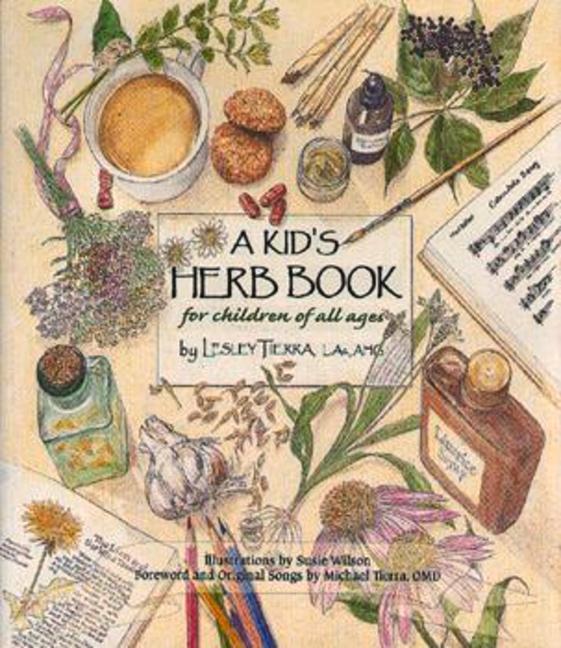 Kid's Herb Book, A als Taschenbuch