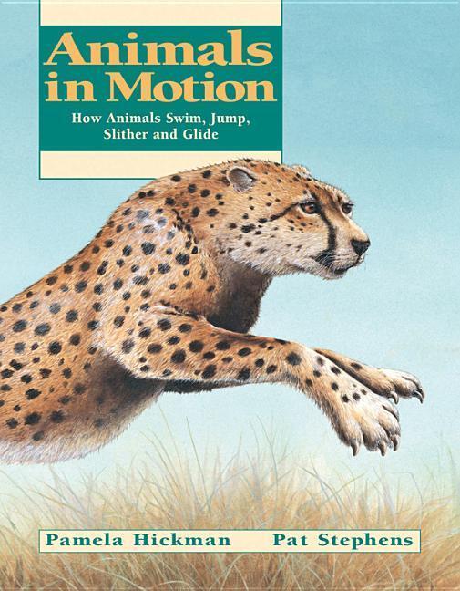 Animals in Motion als Taschenbuch