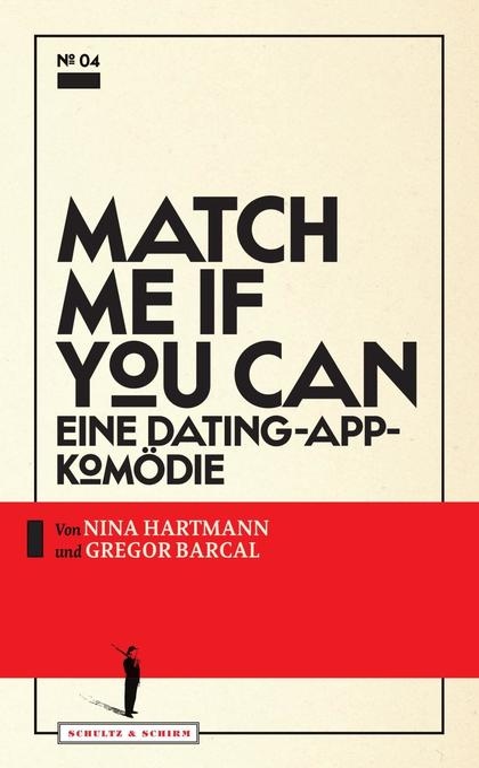 Match me if you can als Buch von Nina Hartmann,...