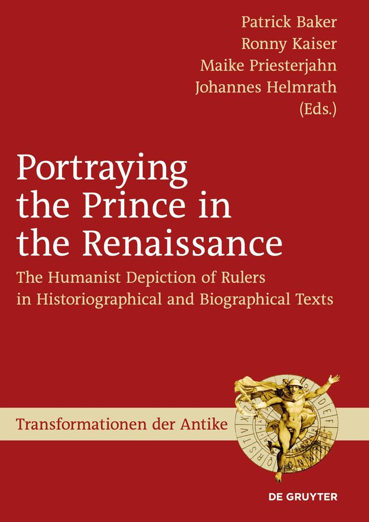 Portraying the Prince in the Renaissance als Bu...