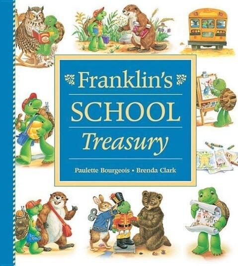 Franklin's School Treasury als Buch (gebunden)