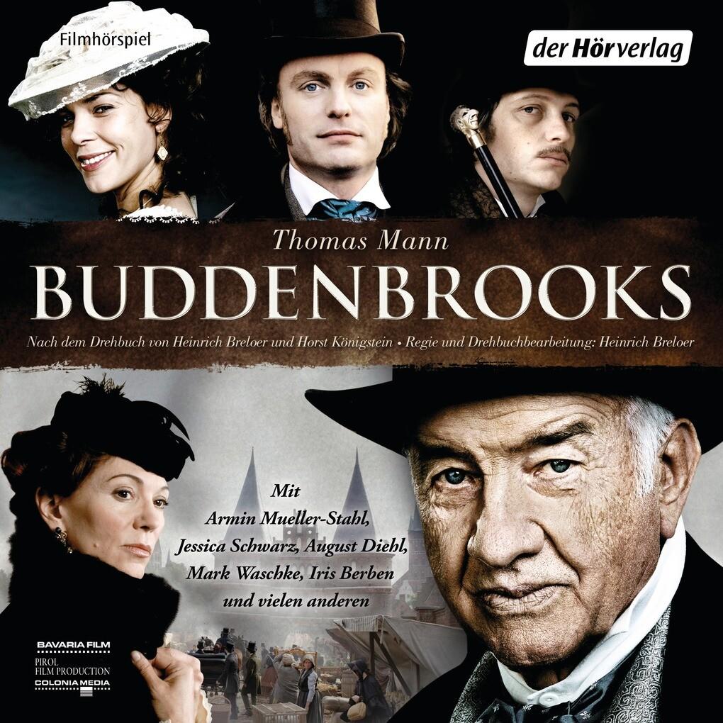 Buddenbrooks als Hörbuch Download