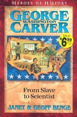 George Washington Carver: From Slave to Scientist als Taschenbuch