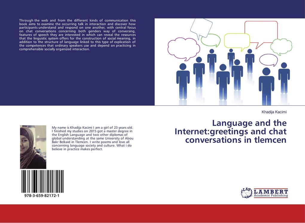 Language and the Internet:greetings and chat co...