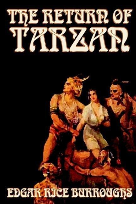 The Return of Tarzan als Buch