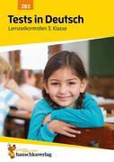 Tests in Deutsch - Lernzielkontrollen 3. Klasse