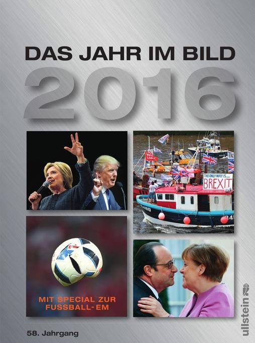 Das Jahr im Bild 2016 als Buch