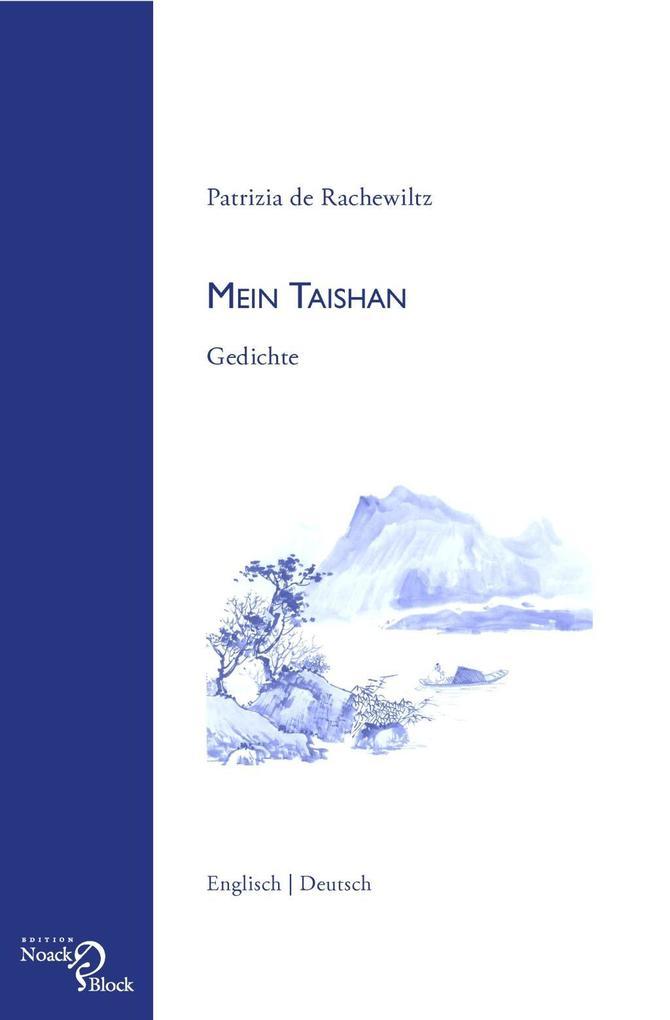 Mein Taishan als Buch