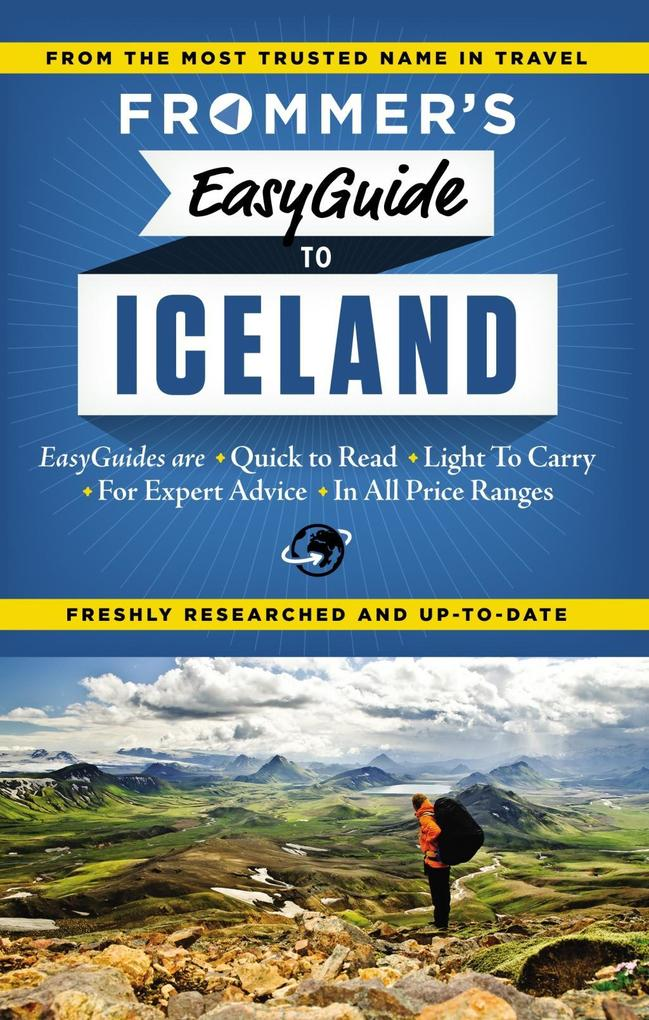 Frommer´s EasyGuide to Iceland als eBook Downlo...