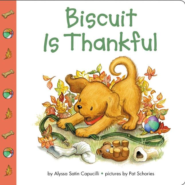 Biscuit Is Thankful als Buch