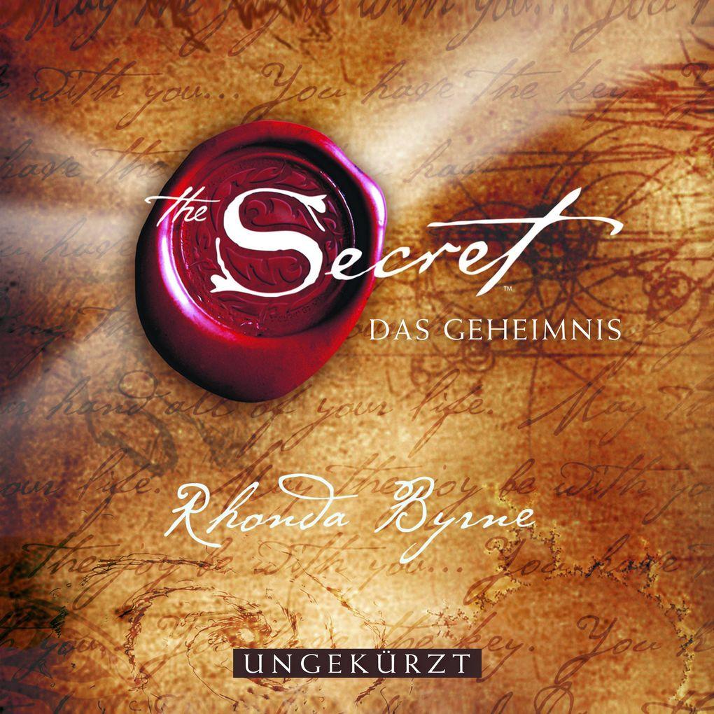 The Secret - Das Geheimnis als Hörbuch Download