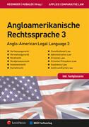 Angloamerikanische Rechtssprache / Angloamerikanische Rechtssprache Band 3