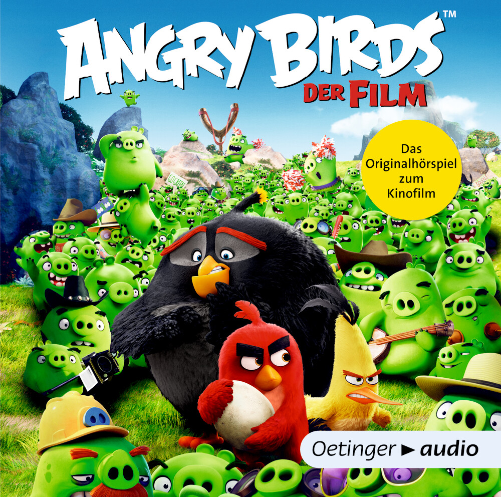 Angry Birds. als Hörbuch CD von Angry Birds