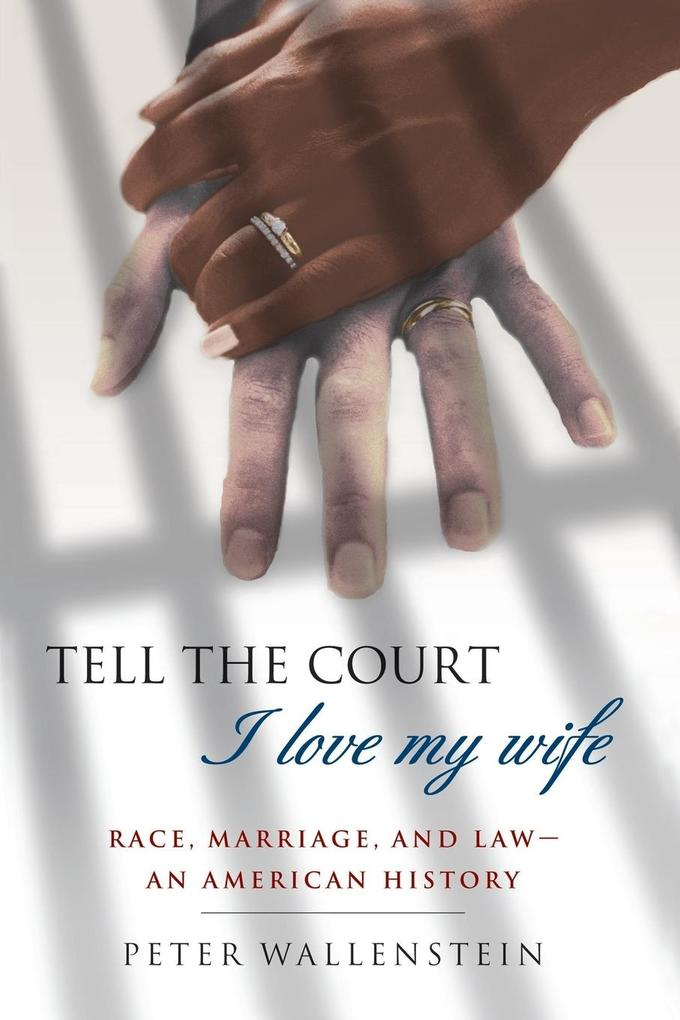 Tell the Court I Love My Wife als Taschenbuch