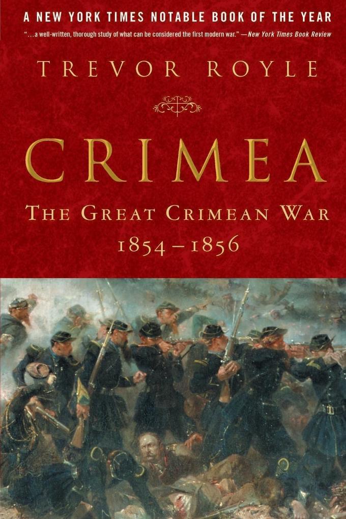 Crimea als Taschenbuch