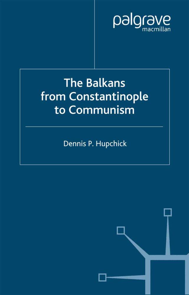 The Balkans als Buch