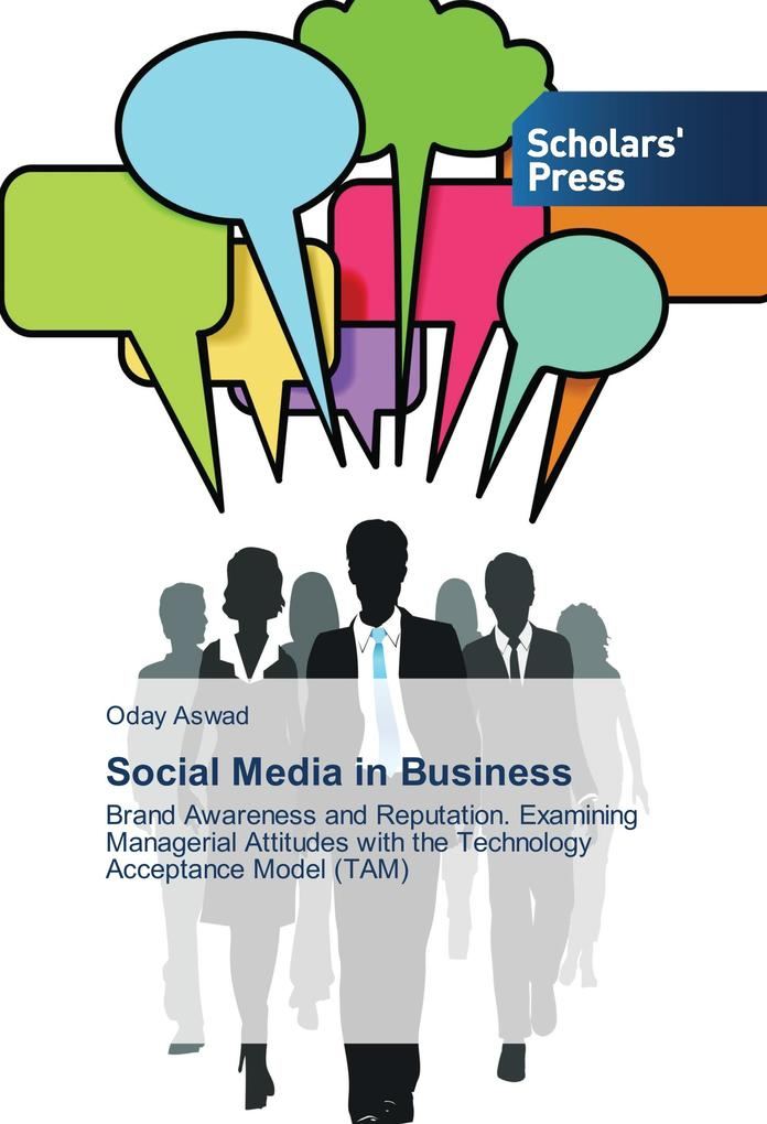 Social Media in Business als Buch von Oday Aswad